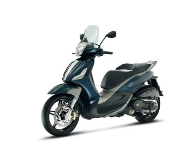 PIAGGIO Beverly 350ie Sport Touring ABS ASR