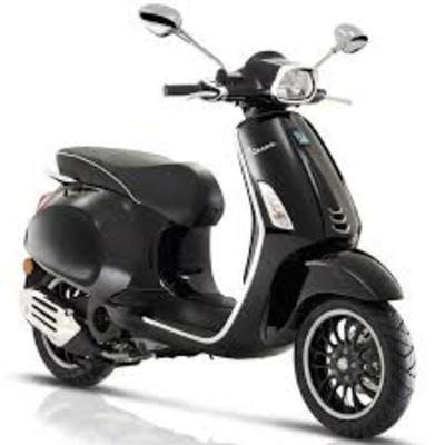 VESPA SRINT 50cc 2T Nouveau Model !