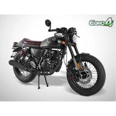 CAFE RACER 125cc