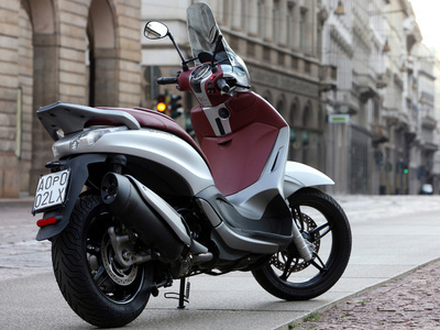 BEVERLY SPORT TOURING 350