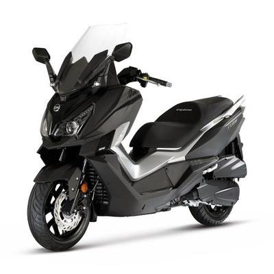 CRUISYM 300cc ABS